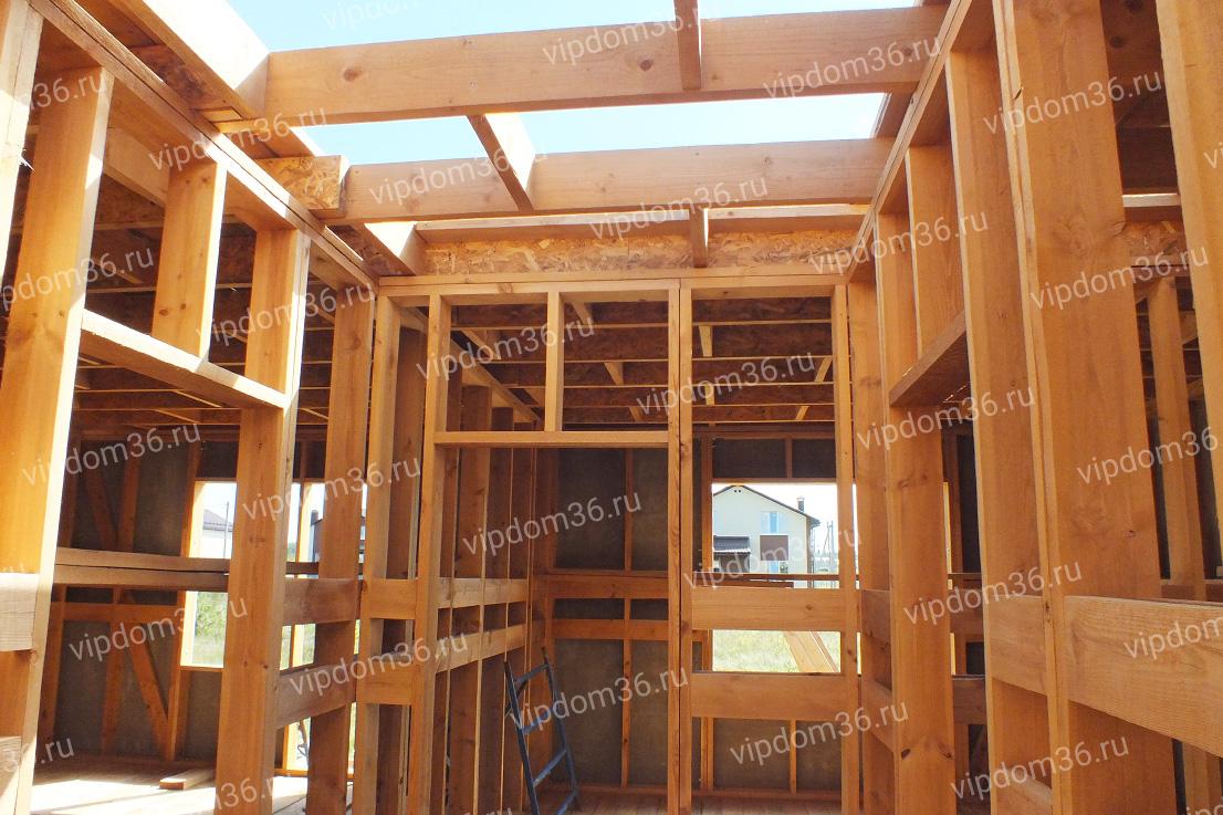 Дом из бруса — стоимость строительства своими руками