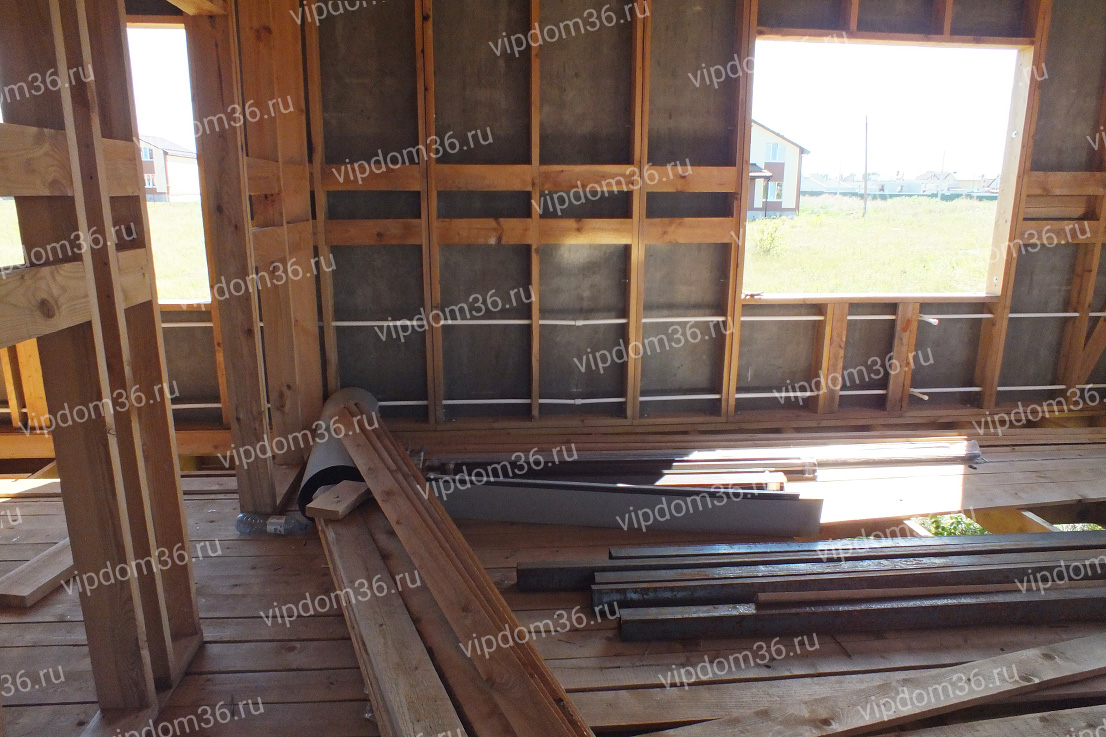 Строительство домов с плоской крышей под ключ проекты