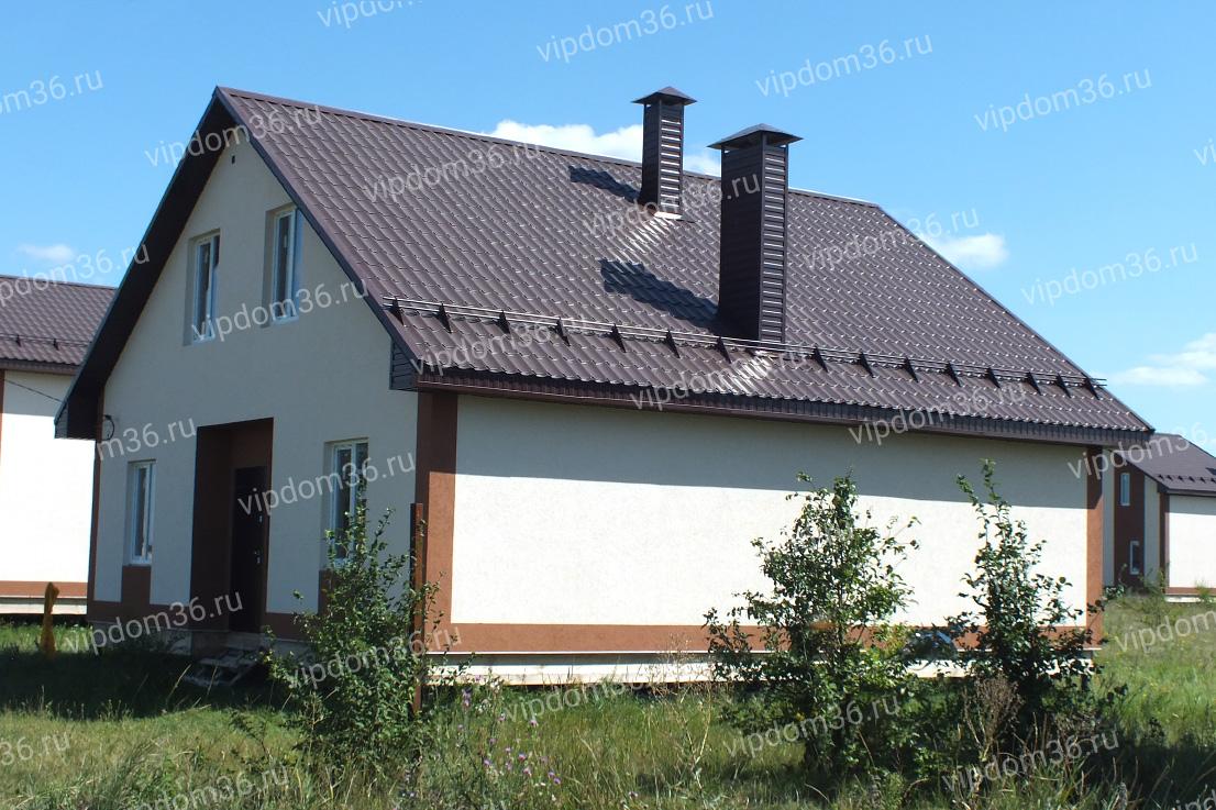 Строительство коттеджей и загородных домов - Строительство